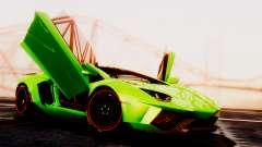 Lamborghini Aventador Mansory for GTA San Andreas