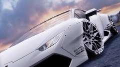 Lamborghini Huracan 2013 Liberty Walk [SHARK] for GTA San Andreas