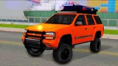 Chevrolet Traiblazer Off-Road