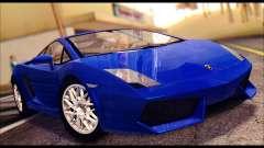Lamborghini Gallardo LP560 for GTA San Andreas