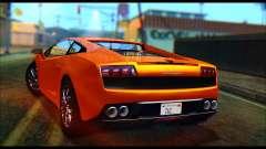 Lamborghini Gallardo LP560 PJ