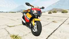 Honda CBR1000RR [Repsol] for GTA 5