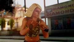 WWE Kaitlyn for GTA San Andreas