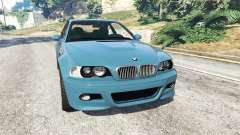 BMW M3 (E46) 2005 for GTA 5