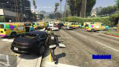 Grand Theft Auto 5 (GTA V): Save