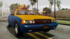 Vapid Taxi for GTA San Andreas