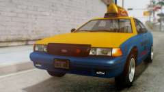 Vapid Taxi with Livery