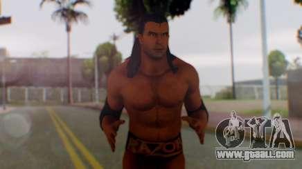 Razor Ramon for GTA San Andreas
