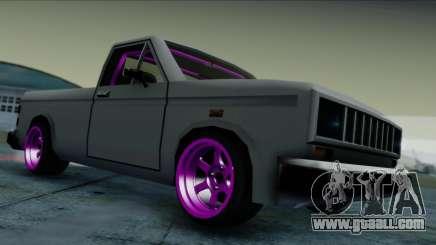 Bobcat Drift for GTA San Andreas