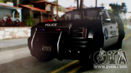 GTA 5 Police Ranger for GTA San Andreas