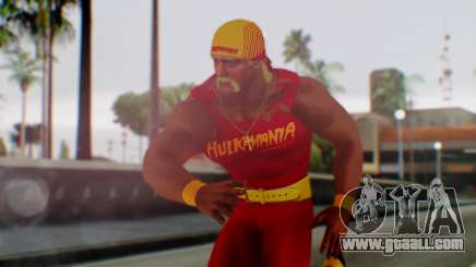 WWE Hulk Hogan for GTA San Andreas
