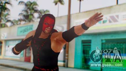 WWE Kane for GTA San Andreas