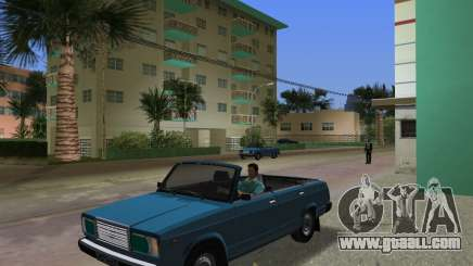 VAZ 21047 Convertible for GTA Vice City