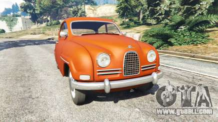 Saab 96 for GTA 5