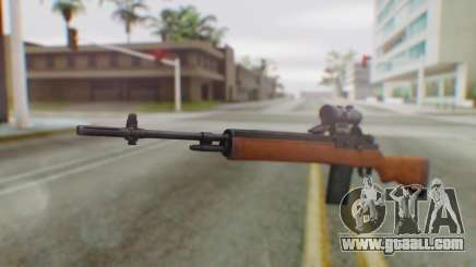 Arma2 M14 Sniper for GTA San Andreas