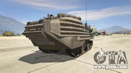 AAV-7A1 AMTRAC for GTA 5