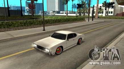 Sabre Boso for GTA San Andreas