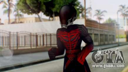 KHBBS - Vanitas Armor for GTA San Andreas
