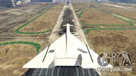 XB-70 Valkyrie for GTA 5
