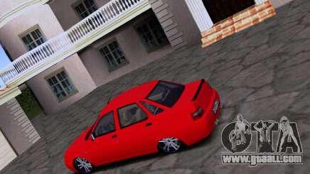 VAZ 2110 KBR for GTA San Andreas