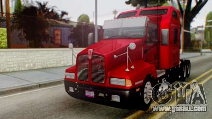Kenworth T600 Aerocab 72 Sleeper for GTA San Andreas