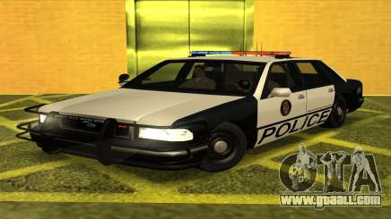 Police LS for GTA San Andreas