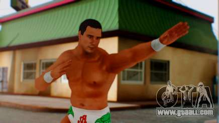 WWE Alberto for GTA San Andreas