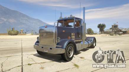 Peterbilt 289 for GTA 5
