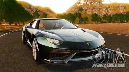 Lamborghini Asterion LP900 for GTA 4