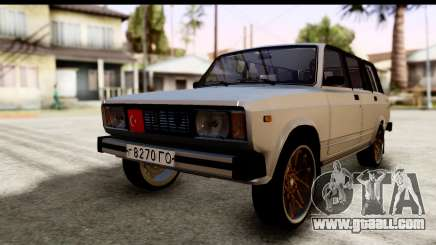 ВАЗ 2104 Turkish Edition for GTA San Andreas