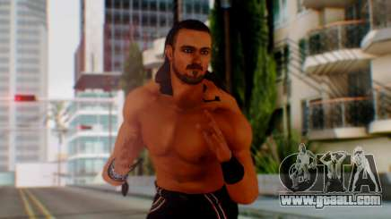 WWE Drew McIntyre for GTA San Andreas