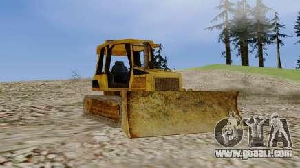 New Dozer for GTA San Andreas