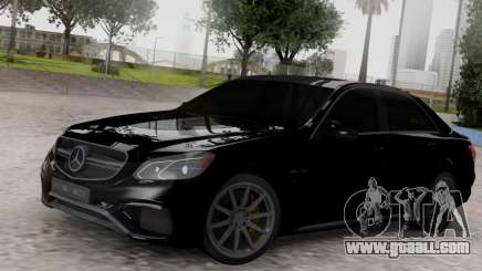 Mercedes-Benz E63 AMG PML Edition for GTA San Andreas
