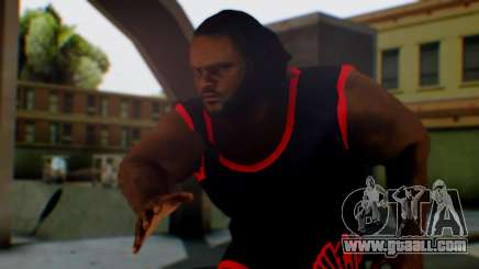 Mark He WWE for GTA San Andreas