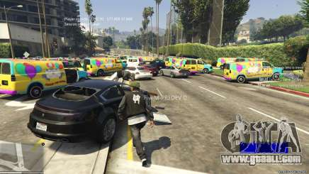 Grand Theft Auto 5 (GTA V): Save for GTA 5