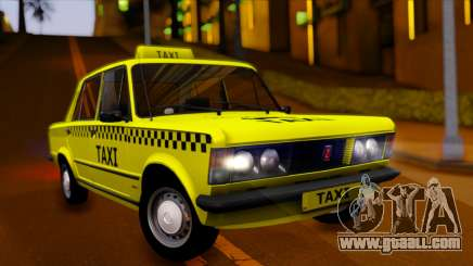 Zastava 125PZ Taxi for GTA San Andreas