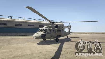 MH-60S Knighthawk for GTA 5