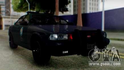 GTA 5 Vapid Stanier II Police IVF for GTA San Andreas