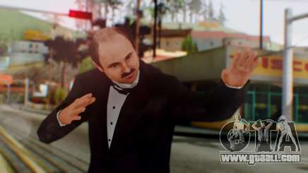 Howard Finkel for GTA San Andreas