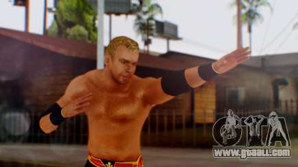 WWE Christian for GTA San Andreas