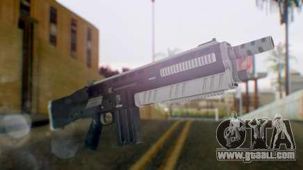 GTA 5 Assault Shotgun - Misterix 4 Weapons for GTA San Andreas