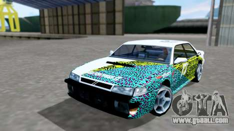 Sultan 4 Drift Drivers V2.0 for GTA San Andreas