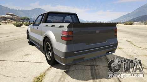 GTA 5 GTA 4 Contender rear left side view
