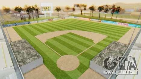 Stadium LV for GTA San Andreas