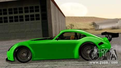GTA 5 Bravado Verlierer Tuned for GTA San Andreas back left view