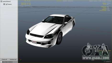 GTA 4 Feltzer for GTA 5