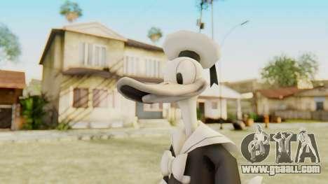 Kingdom Hearts 2 Donald Duck Timeless River v1 for GTA San Andreas