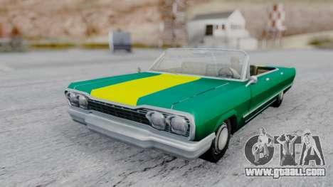Savanna F&F4 Chevy PJ for GTA San Andreas