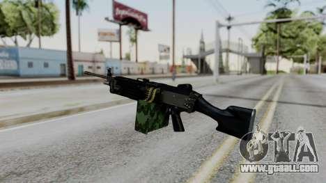 MG4 for GTA San Andreas second screenshot
