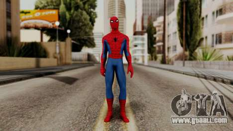 Marvel Heroes - Spider-Man Classic for GTA San Andreas second screenshot